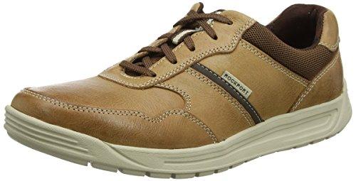 Rockport Style Leader 2 Apron Toe, Zapatos de Cordones Derby Para Hombre, Negro (Black), 47.5 EU amazon-shoes el-negro Cordones