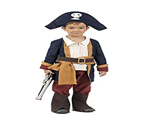Limit Disfraz Infantil PIRATAHENRY T.4 (7-9 Años), Multicolor (7734MB
