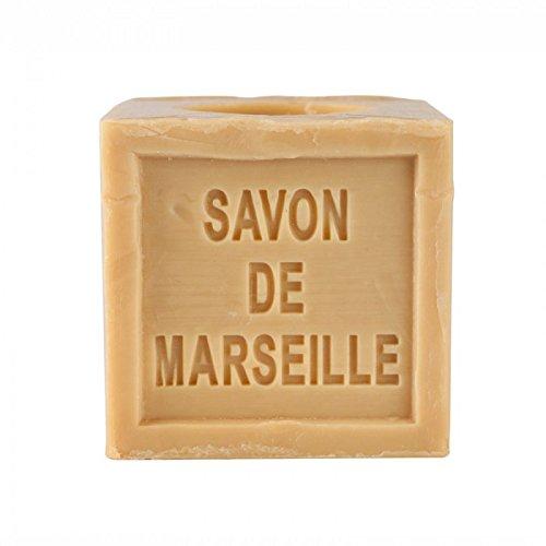 Preisvergleich Produktbild Savon de Marseille Natur Cube 300g