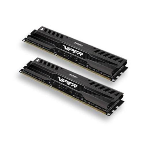 Patriot PV38G213C1K Black Mamba Arbeitsspeicher 8GB (2133MHz, CL11, 2x 4GB) DDR3-RAM Kit