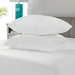 BioPEDIC Microshield Pillow Protector 2pk, Jumbo