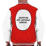 Photo de Cloud City 7 Griffith Did Nothing Wrong Berserk Men's Varsity Jacket par Cloud City 7