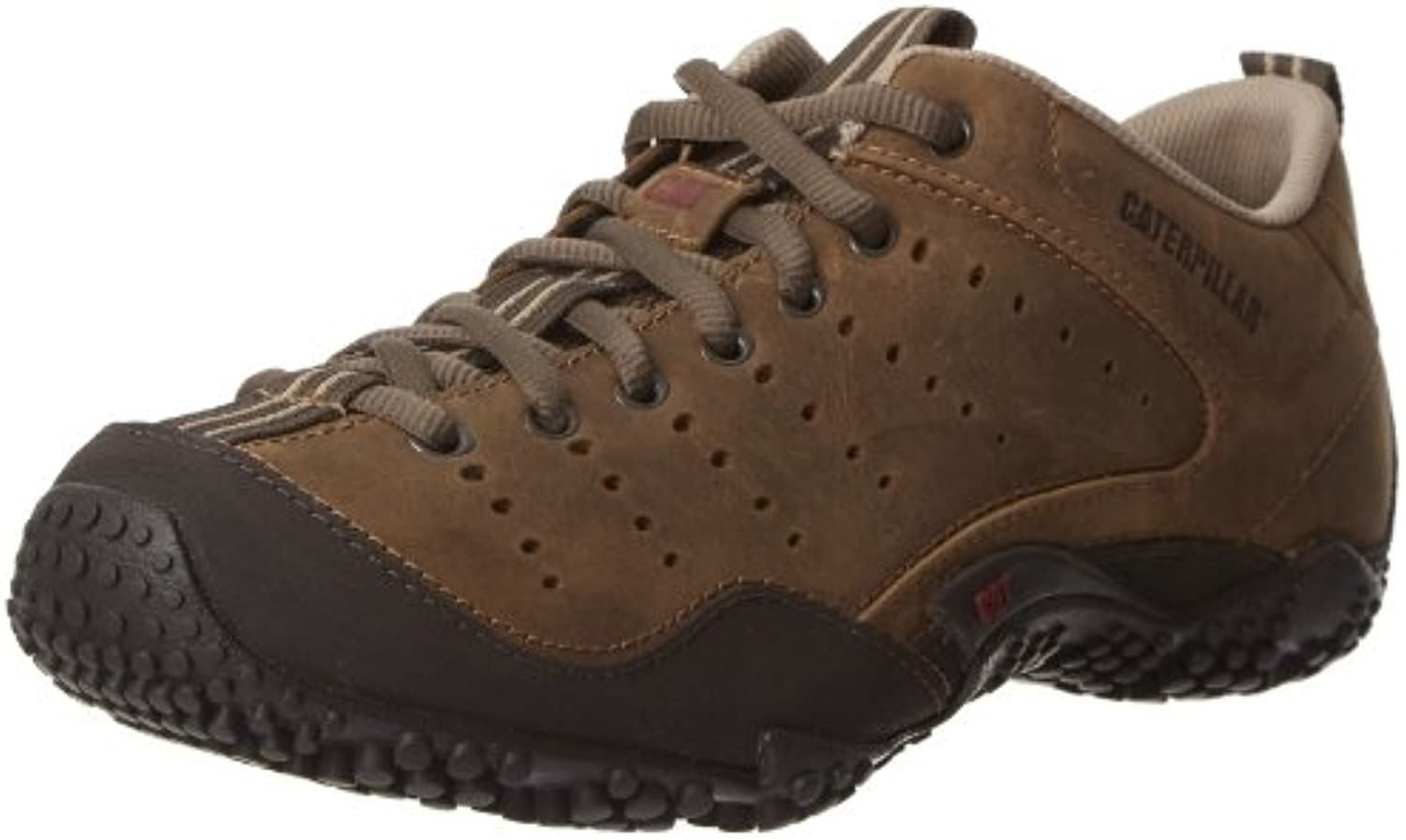 Caterpillar Hombres Shelk Low  Mid Tops Schnuersenkel Laufschuhe