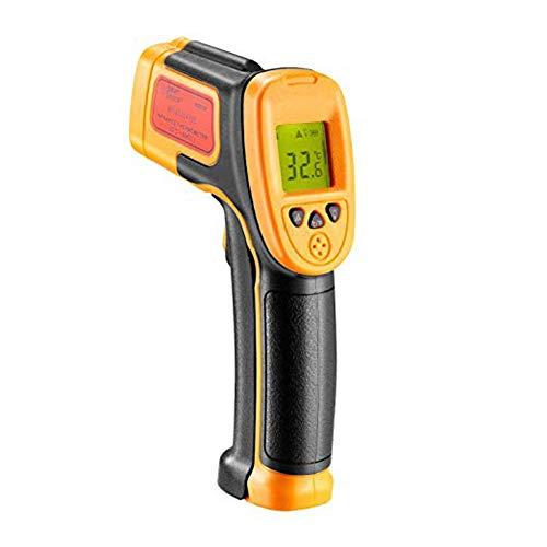 Termómetro de Infrarrojos, para cocinar/Aire/Refrigerador, -26 ° F ~ 1022 ° F -32 ° C ° 550 °...