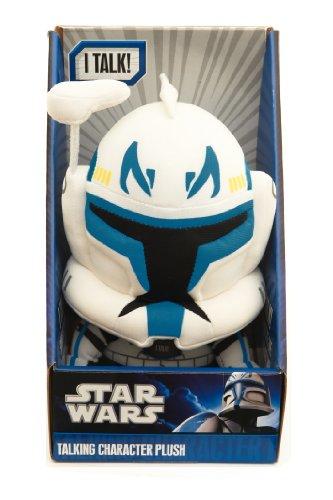 Star Wars Mascota electrónica Clone Wars (Gear 4 Games E-MOVI-944F) (versión en inglés)