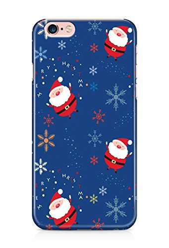 Christmas time holidays snow 3D cover case design for iPhone 7 8