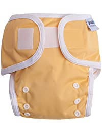 Bambinex All in One Nappy (Yellow)