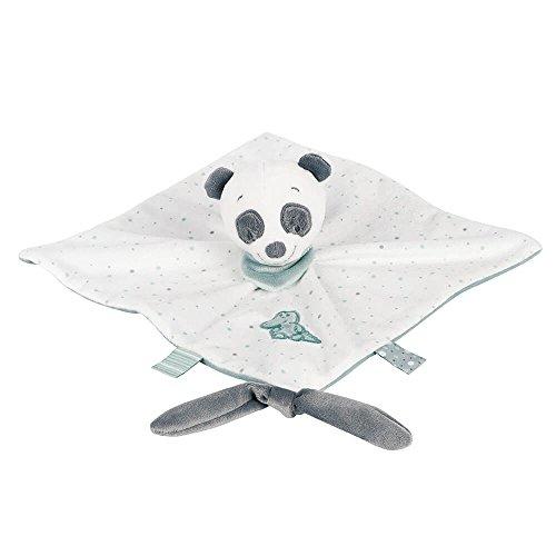 Nattou Kuscheltuch 963213, Loulou, Lea und Hippolyte, Loulou der Panda