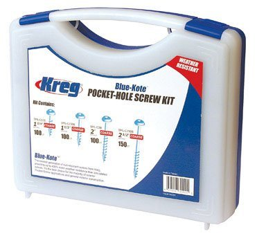 Kreg Pocket Screw Kit by Kreg Tool -