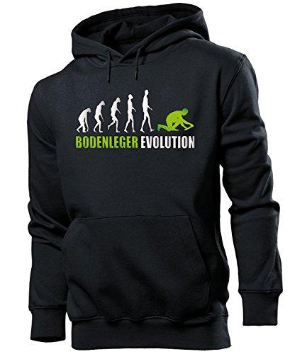 BODENLEGER EVOLUTION 4611(HKP-SW-Weiss-Grün) Gr. XL