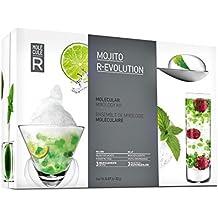 Molecule-R - Kit de mixología molecular mojito r-evolution