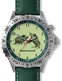 Greiner reloj 'Waidmannsheil' 1209-C