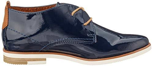 Marco Tozzi 25119, Desert Boots Femme Bleu (Navy Comb 890)