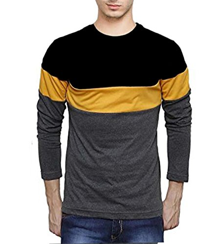 Veirdo-Round-Neck-Full-Sleeve-Cotton-Tshirts-For-Men