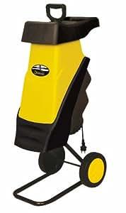 Garland Shredder TC24 2400W Broyeur Électrique à fil Niveau Sonore: Bruyant, Coupe Branche 2400 W