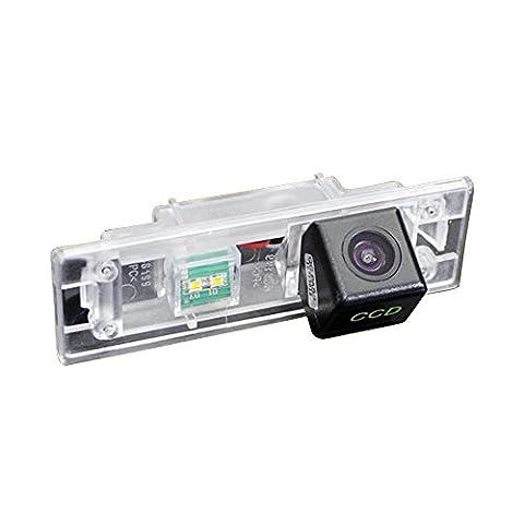 Unicoba Caméra De Recul 170° 480TVL Couleur Vision Nocturne Voiture