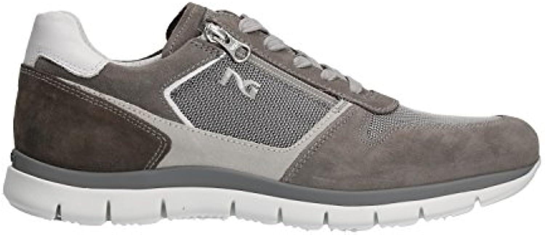 Nero Giardini scarpe da ginnastica Scarpe Uomo Uomo Uomo Fumo 0350 P800350U | Buona qualità  3563af