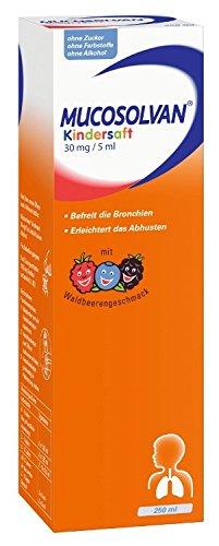 Mucosolvan Kindersaft, 250 ml Saft