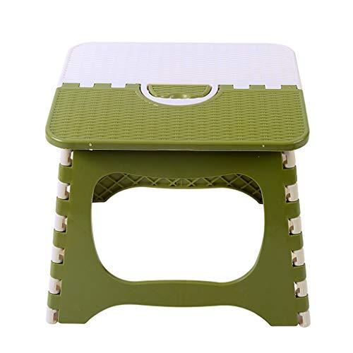 XBZDY Indoor Und Outdoor Kunststoff Klapphocker, Cartoon Stuhl Für Kinder Tragbare Tragbare Kleine Bank Mazar Verdicken (größe : 26 × 20 × 20cm)