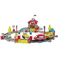 Smoby - Tren y estación Fast Car (3071)