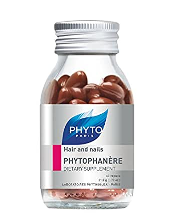 Phytologie Complément alimentaire Phytophanere - Action antichute - 120 capsules fortifiantes