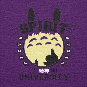 TEXLAB - Spirit University - Herren T-Shirt Violett