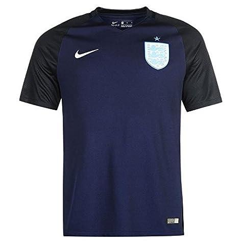 2017-2018 England Away Nike Football Shirt