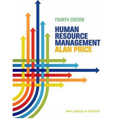 [(Human Resource Management )] [Author: Alan Price] [Jun-2011]