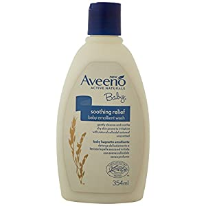 Aveeno Baby Soothing Relief Emollient Wash 354 ml