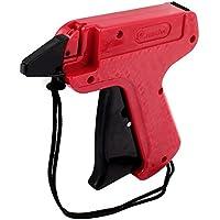 sourcingmap® Plastica Indumento Etichettatura 668 etichettatura Pistola w Sollevamento Corda Nero