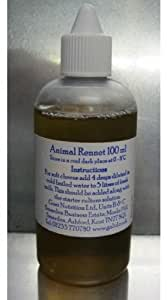 Animal rennet - 100ml Cheese making