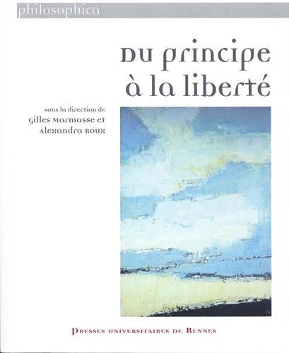 Du principe  la libert