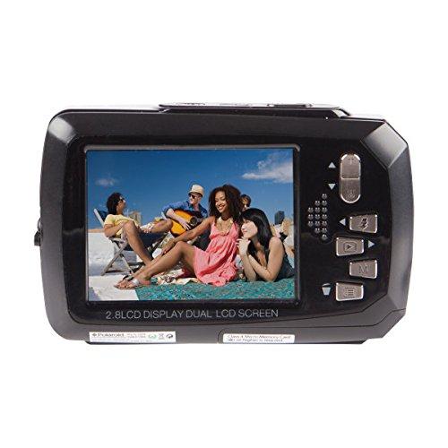 Polaroid Digitalkamera iE090 18MP schwarz/blau - 3