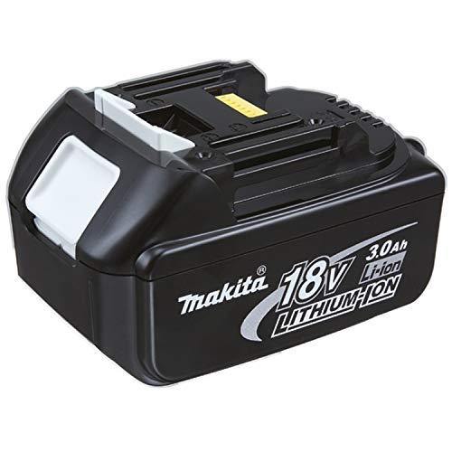 Makita 197599-5 Akku-BL1830B Li 18,0V 3Ah, 3 W, 18 V, Schwarz -