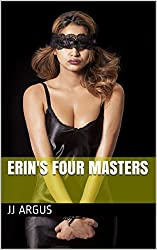 Erin's Four Masters (Modern Erotic Library)