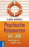 Psychische Ressourcen im Job: Darauf kann ich wirklich setzen (German Edition)