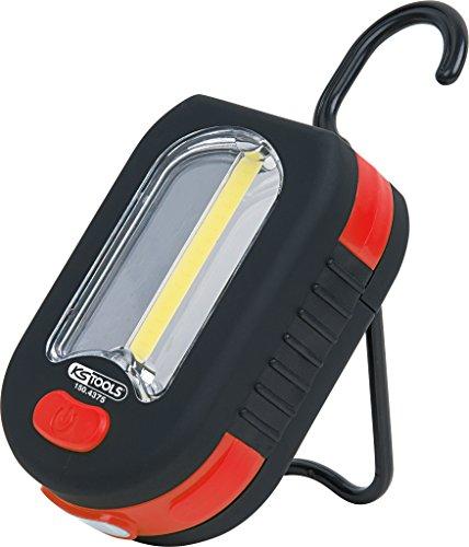 KS Tools 150.4375 Mobile LED Power Stripe Werkstatt-Handlampe, 3 W