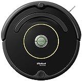 iRobot Roomba 612 Robot Aspirador, 1 W, 1 Cubic_Feet, 1 Decibeles, Negro