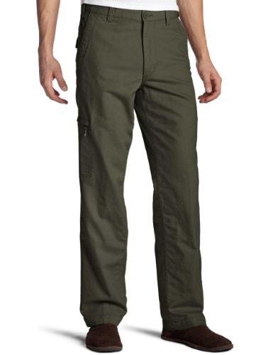 Dockers Men's Alpha Khaki Pant, Rifle Green, 32W x 29L (32 Alpha-hose)