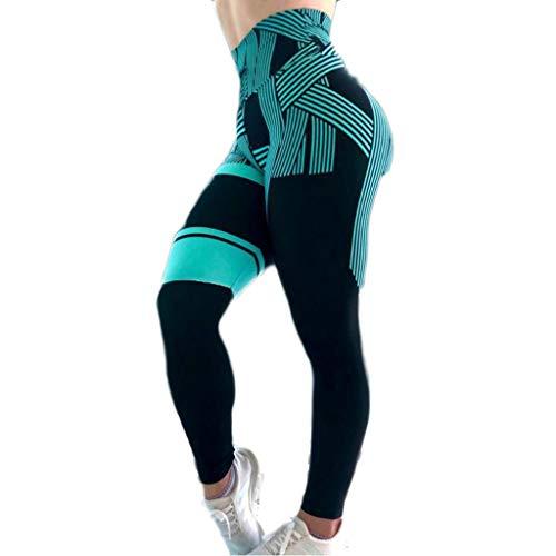 Xinantime Leggins Pantalones Deportivos, Leggings de Camuflaje Estampados Leggings Calzoncillos de Estiramiento de Cadera Pantalones de Yoga de Fitness para Correr Gym Entrenamiento Físico Athletic