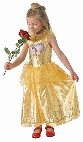 Kostüm Prinzessin Belle Disney (Disney Prinzessin Kinder Kostüm Belle Loveheart)
