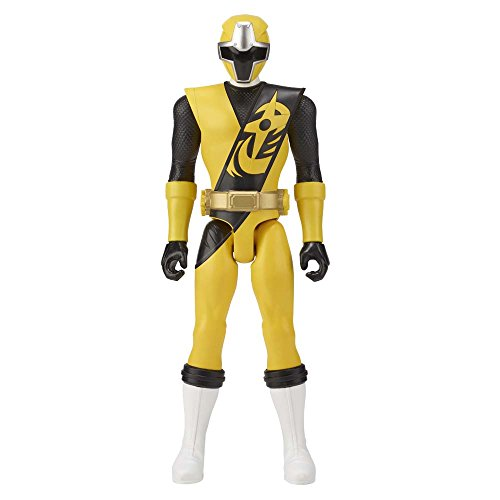 Power Rangers 43623Ninja-Stahl, 30cm, gelbe Ranger-Figur