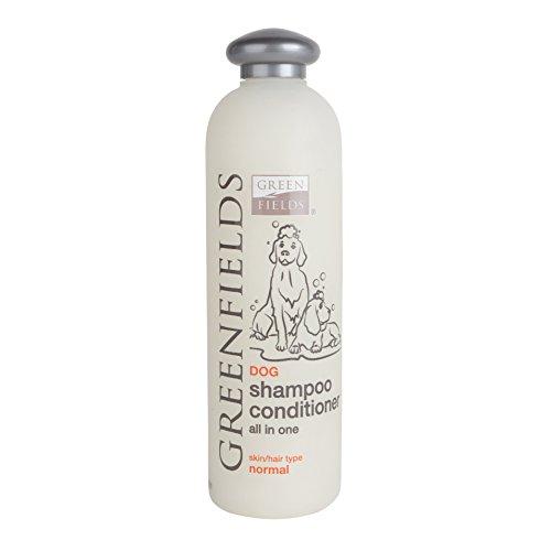 Greenfields Shampoo und Conditioner in einem 400ml