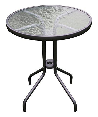 Gartentisch rund metall  ᐅ Balkontisch Rund – wählen Sie aus den Bestsellern aus ...