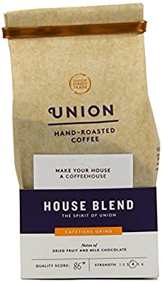 Union Spirit Blend Ground Coffee 200 g (Pack of 3) from Union Coffee