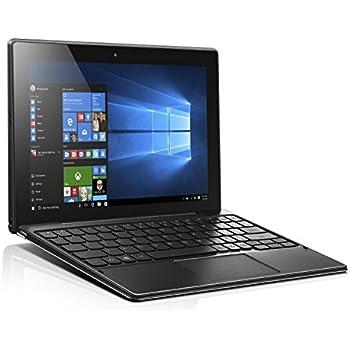 Lenovo Miix 310 25,4 cm (10,1 Zoll Full HD IPS Touch) Convertible Tablet-PC (Intel Atom Z8350, 4GB RAM, 64GB eMMC, Windows 10 Home) silber