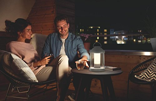 Philips abelia lampada da tavolo da esterno senza fili led