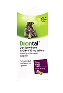 Drontal Plus Wormer for dogs