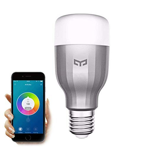 XIAOMI Yeelight - Ampoule de couleur intelligente et connectée