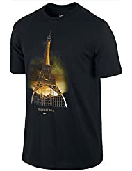 Nike - Tee-Shirt De Tennis Nike Advantage Paris - Taille : S
